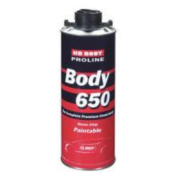 BODY Антикор HB PROLINE 650 (черн.) 1кг., шт.
