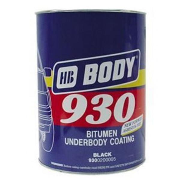 BODY Антикоррозийный состав Body 930 5 кг., шт.