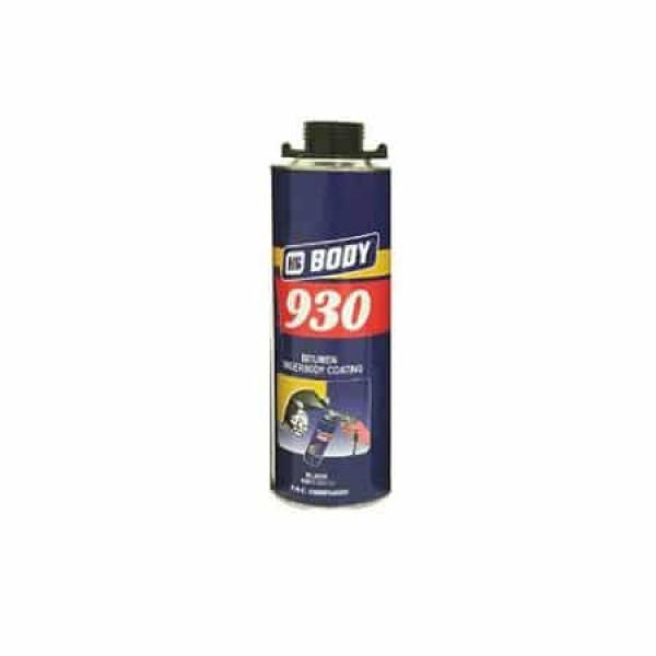 BODY Антикоррозийный состав Body 930 для UBS краскопульта, 1 л., шт.