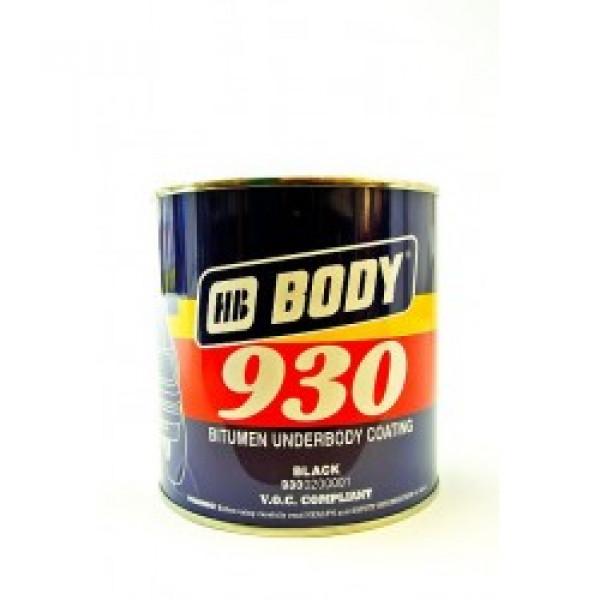 BODY Антикоррозийный состав Body 930 1 кг., шт.