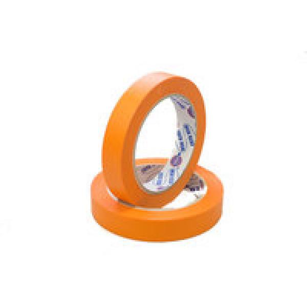 Маскирующая лента 80° С (30мин) оранжевая 25ммх40м , Eurocel, шт.