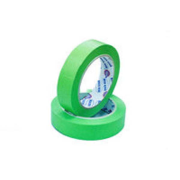 Маскирующая лента 80° С (30мин) зеленая 25ммх40м , Eurocel, шт.