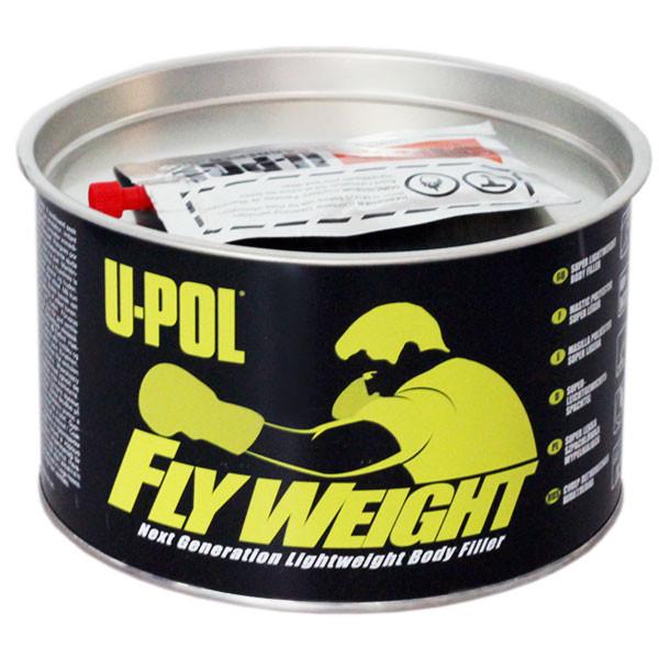 FLYWEIGHT Пластичная облегченная шпатлевка, 1л.., U-pol, шт.