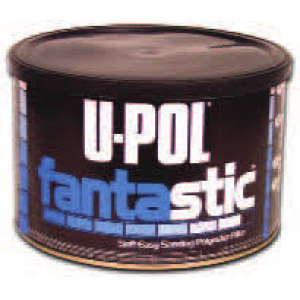 Шпатлевка FANTASTIC мультифункциональная облегченная,банка 1.4л.,кремовый,U-pol