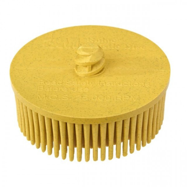 Круг ROLOC средний (желтый) Ø50мм.3М, шт.