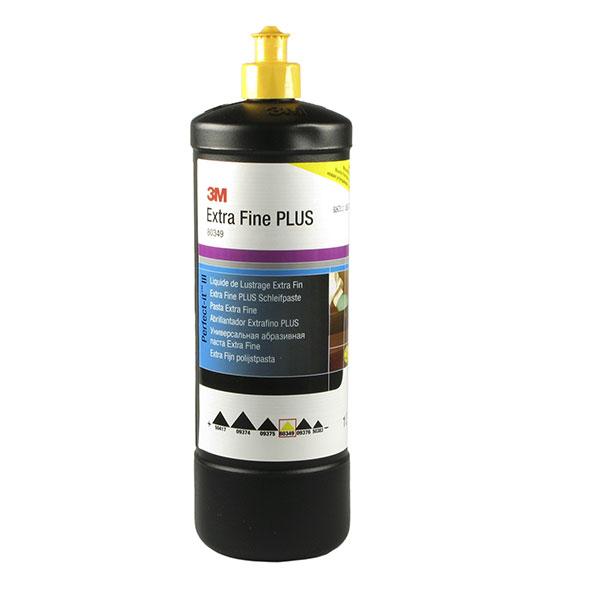 Паста универсальная абразивная Extra Fine для прочных покрытий,1л.(желтый колпачок)3М, шт.