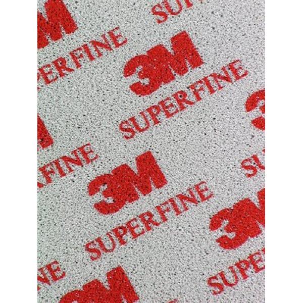 3M Softback Superfine Р400, 20 шт