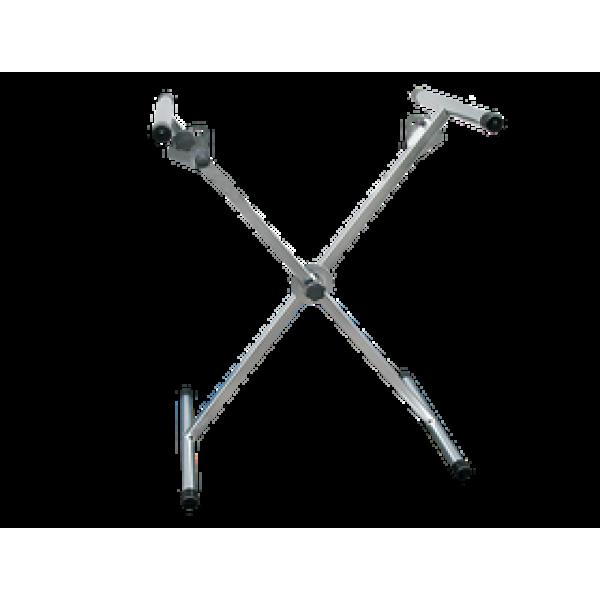 Стойка универсальная Х-образная для деталей из пластмассы с боковыми поддержками, App, шт.