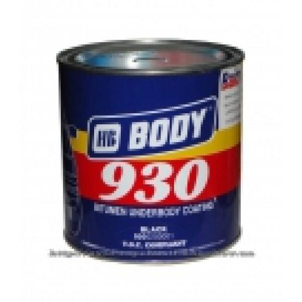 BODY Антикоррозийный состав Body 930 2,5 кг., шт.