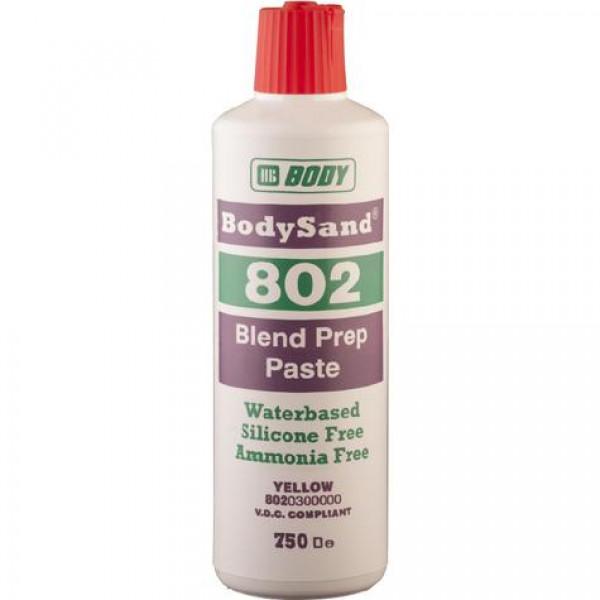 BODY Матовочная паста SAND 802, 0,75кг., шт.