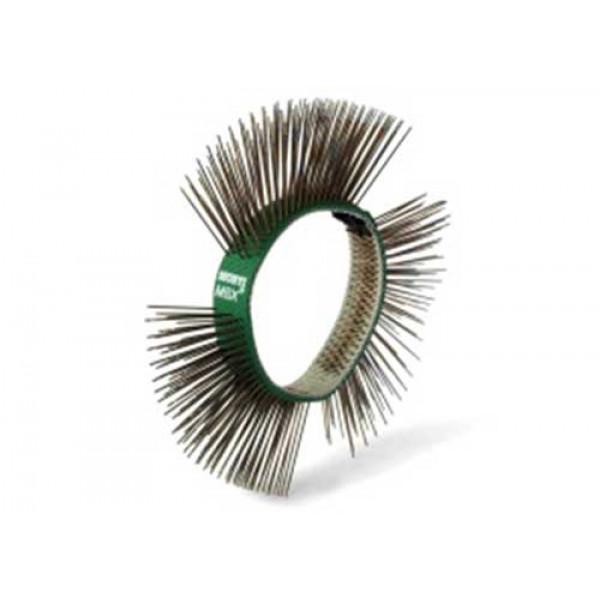 Щетка МВХ® зеленая, мягкая, 11 мм