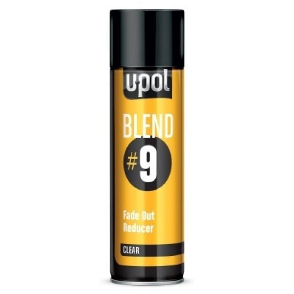 BLEND#9 Растворитель для переходов Fade Out Spray, аэрозоль, 500 мл., U-pol, шт.