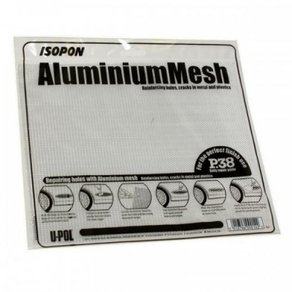 Алюминиевая сетка 25см х 20см, U-pol, шт.